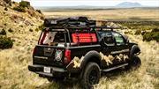 Nissan Destination Frontier, el rostro de la aventura