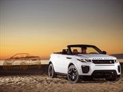 Range Rover Evoque Convertible, podría llegar al Salón de Bogotá