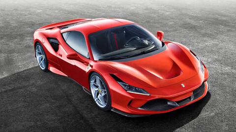 El Ferrari F8 Tributo 2021 ya está en Chile