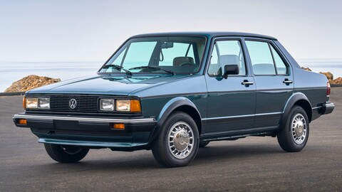 La historia del Volkswagen Jetta, desde el Atlantic hasta el modelo actual