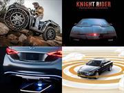 Top 10: Tecnologías de ciencia ficción que llegarán pronto a su carro