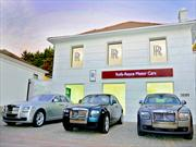 Rolls Royce Chile Inaugura su nueva Casa Matriz