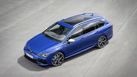 Volkswagen Golf R Estate 2022 se presenta