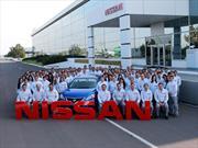 Nissan produce su unidad 10 millones en México