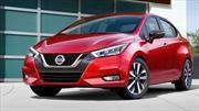 Así es el nuevo Nissan Versa