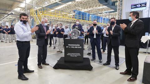 Volkswagen Argentina ya fabricó 15 millones de transmisiones y lanza una nueva
