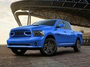 RAM 1500 Hydro Blue Sport, una tormenta azulada