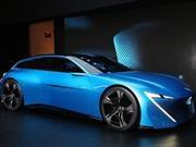 Peugeot Instinct Concept, la conexión al poder