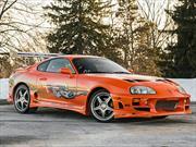 Subastan Toyota Supra de Rápidos y Furiosos