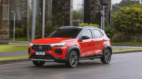 Fiat Pulse 2022: SUV compacto que aspira conquistar la región