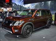 Nissan Armada 2017, totalmente renovada