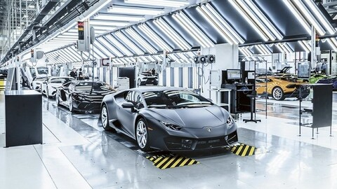 Lamborghini sumó un nuevo récord de ventas
