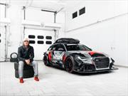 Audi RS6 DTM de Jon Olsson disponible en Uber