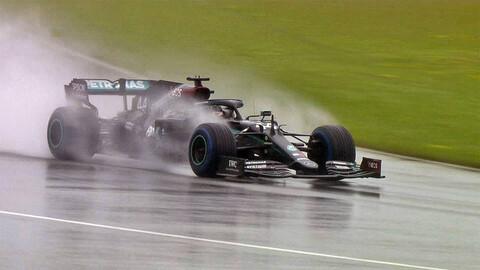 F1 Clasificación GP de Estiria 2020: Hamilton en la pole