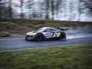 VIDEO: Renault Sport R.S. 01 se vuelve patrulla