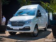 Maxus entra en el mercado de vehículos comerciales eléctricos