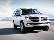 Lincoln Navigator 2015 se presenta en el Salón de Chicago