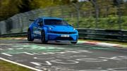 Lynk & Co marca un doble récord en Nürburgring