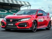Video: Honda saca récord en Silverstone de la mano del Civic Type R