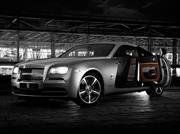 Rolls-Royce Wraith Inspired by Film. Edición especial