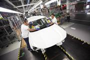 Volkswagen de México produce 135,102 unidades en el primer trimestre de 2013