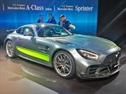 Mercedes-AMG GT R Pro 2020, creado para ser extremo