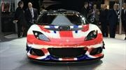 Lotus Evora GT4 Concept: a la pista el 2020