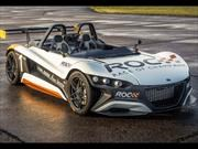 VUHL 05 es el carro de la Race of Champions 2017