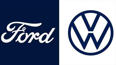 Volkswagen y Ford dieron a conocer sus primeros proyectos juntos