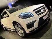 Mercedes-Benz lanza la colosal GL 500 4Matic
