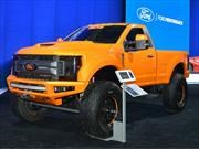 SEMA 2017: Project SD126, una Ford F-250 Super Duty XLT llevada al extremo