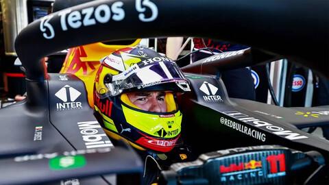 F1 Checo Pérez continuará en Red Bull en 2022