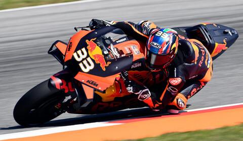 MotoGP 2020: KTM de estrena como ganador