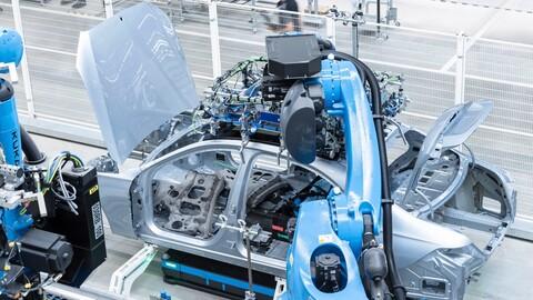 Mercedes-Benz ya fabrica al nuevo Clase S 2021 en Alemania