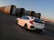 Honda Civic Type R 2017 se presenta