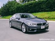 BMW Serie 4 Gran Coupé 2015 a prueba