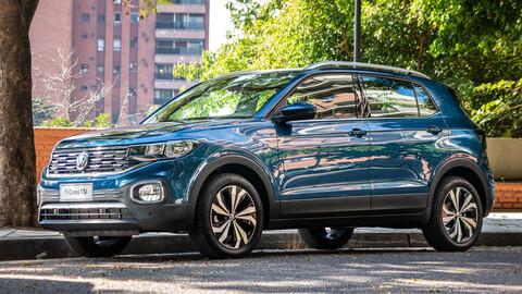 Volkswagen T-Cross 200 TSi se lanza en Argentina