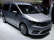 Volkswagen Caddy 2016 llega a México desde $251,798 pesos