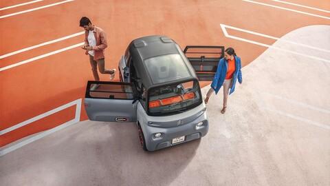 El pequeño Citroën Ami cumple un año de vida