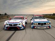 BMW pinta un Z4 GTLM para festejar los 40 años de su primera victoria en Sebring