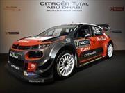 Citroën C3 WRC 2017 debuta