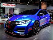 El nuevo Honda Civic Type-R alcanzará los 269 km/h