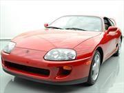 Un inmaculado Toyota Supra se vendió en más de 120 mil dolares