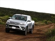 Toyota Hilux 2016, a prueba