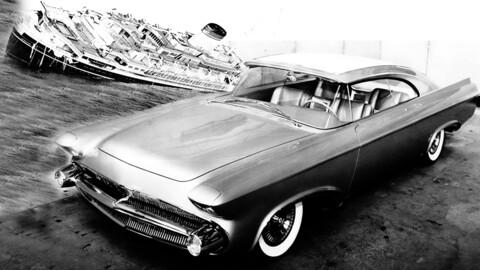 Fabulosa historia de este concept de Chrysler que naufragó antes de su estreno