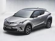 Toyota C-HR 2017, el nuevo rival de Honda HR-V y Mazda CX-3