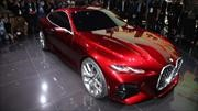 BMW Concept 4, esencia estética de un cupé de lujo