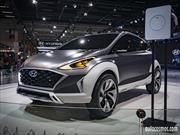 Hyundai muestra algo de futuro en el Salón de Sao Paulo 2018