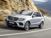 Mercedes-Benz GLE 2016, se  presenta la nueva Clase M
