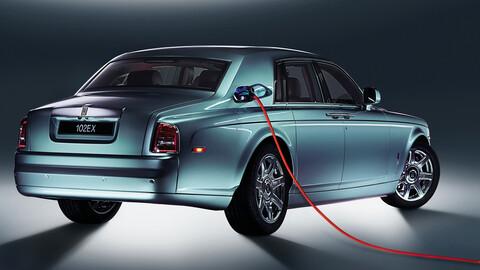 Rolls-Royce está desarrollando su primer modelo 100% eléctrico